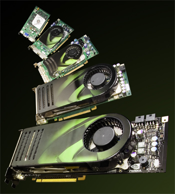 NVIDIA Brings Cutting-Edge DirectX 10 Graphics and HD Video to All PC