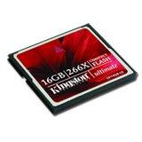 KINGSTON Memory ( flash cards ) 16GB Compact Flash 266x, 1pcs