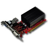 GAINWARD Video Card GeForce 210 DDR3 512MB/64bit, 589MHz/625MHz, PCI-E 2.0 x16, HDCP,HDMI,DVI, Heatsink, Low-profile, Retail