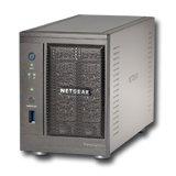 NAS NETGEAR ReadyNAS Ultra 2 (2 x 2TB, supported 2 HDD, GLAN, Power Supply, Desktop, SATA II, Level 0,Level 1)