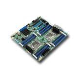 MB INTEL Server Socket-2011 (Tower, 2xE5-2600, 16xDDR3 RDIMM, VGA, 4xGLAN, IPMI 2.0, SW RAID SATA)