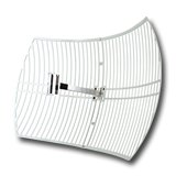 TP-LINK 2.4GHz 24dBi Outdoor Grid Antenna, N-type connector, Retail