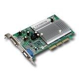 MSI Video Card GeForce FX 5500 DDR 256MB/128bit, 250MHz/266MHz, AGP 8x,DVI, VGA Heatsink, Retail