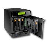 NAS SEAGATE BlackArmor NAS 420 (4xHDD/2000GB, supported 4 HDD, GLAN, Power Supply, 7200rpm, Serial ATA II-300, JBOD,Level 0,Level 1,Level 10,Level 5)