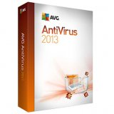 Standard license AVG Anti-Virus 2013 3 computers (2 years) (SALES NUMBER) PL