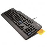Lenovo ThinkPad USB Smartcard Keyboard - Slovenian, Black