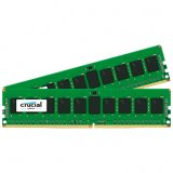 Crucial DRAM 16GB Kit (8GBx2) DDR4 2133 MT/s (PC4-17000) CL15 SR x4 ECC Registered DIMM 288pin, EAN: 649528767486