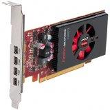 AMD FIREPRO W4100 GDDR5 2GB/128bit, PCI-E 3.0 x16, 4x miniDP, VGA Cooler(Double Slot), Low Profile, Full Retail