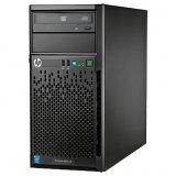 HP ProLiant ML10 v2 Gen9 Server 822448-425 (Tower 4U, 4x LFF non-hot plug, CPU Intel® Xeon®E3-1220 v3 (3.1GHz, 8MB cache, 4C/4T), RAID B120i, LAN 2x 1GbE, RAM 8GB (1x 8GB), HDD 1x 1TB SATA 7.2k, ODD DVDRW, PSU 1x 350W non-hot plug, Warranty 1/1/1)