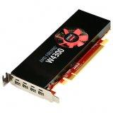 VGA AMD FIREPRO W4300 4G GDDR5 PCI-E QUAD MINI DP LP FULL