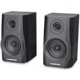 2900 HI-FI Speaker System, 3.5mm, 2x3W Speakers, Black