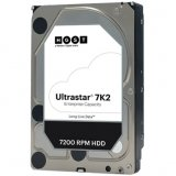 HDD Server HGST Ultrastar 7K2 (3.5'', 2TB, 128MB, 7200 RPM, SATA 6Gb/s, 512N SE) SKU: 1W10002