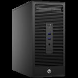 HP Desktop 280 G2 Microtower PC V7R44EA (Celeron G3900 (2.8GHz, 2M cache), RAM 4GB DDR4, HDD 500GB, ODD DVDRW, Graphics HD Int., LAN Gb, Keyboard USB BH, Mouse USB, Portovi: 2x USB 3.0, 6x USB 2.0, 1x VGA, 1x DVI, DOS, PSU 180W, Warranty 1y)
