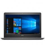 Dell Notebook Vostro 5468, 14.0' HD(1366x768), Intel Core i5-7200U(3M, up to 3.1GHz), 8GB(1x8GB)DDR4, 256GB SSD, noDVD, Intel HD, Wifi, BT4.2, RJ-45, Cam, Mic, HDMI, VGA, USB3.0 PWS, 2xUSB3.0,Cardread., Fingerprint read.,Win10 Pro-64Bit, Gray, 3Y