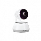 CANYON HD IP Camera Indoor surveillance HD camera with wide-angle rotation, white