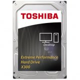 Toshiba HDD NAS/Video sur. N300 (8TB, 7200RPM, 128Mb, NCQ, AF)