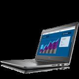 DELL Notebook Vostro 5468 14' HD(1366 x 768)AG, Intel Core i5-7200U(3M Cache, up to 3.1 GHz), 8GB DDR4, 256GB SSD, Intel HD, WiFi, BT,RJ-45,Fingerprint read., Cam, Mic, VGA, HDMI,3xUSB 3.0, Cardread.,Backlit keyb., Win10 Pro 64bit, Gray Metallic, 3Y
