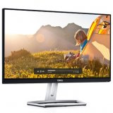 Monitor DELL S-series S2318H 23', 1920x1080, FHD, IPS, 16:9, 1000:1, 8000000:1, 250cd/m2, 6ms, 178/178, VGA, HDMI, Audio line out/in, Speakers 2x3W, Tilt, 3Y