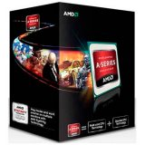 AMD CPU Trinity A8-Series X4 5600K (3.60GHz,4MB,100W,FM2) Box, Black Edition, Radeon TM HD 7560D