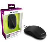 CANYON CNR-MSO10B 3 buttons and 1 scroll wheel with 1000 dpi wired optical mouse