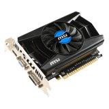 MSI Video Card GeForce GTX 750Ti GDDR5 2GB/128bit, 1059MHz/5400MHz, PCI-E 3.0 x16, HDMI, DVI, VGA, Cooler (Double Slot), Retail