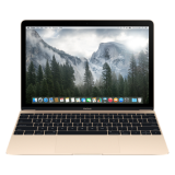 Apple MacBook with 12-inch Retina Display GOLD (1.1GHz Dual-core Intel Core M Turbo Boost up to 2.4GHz, 8GB SDRAM, 256GB PCIe-based Flash Storage, Intel HD Graphics 5300, Force Touch, Backlit Keyboard (CRO) / User's Guide (CRO)) Model A1534