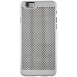 QDOS Ozone case for iPhone 6 - Silver