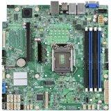 Intel Server MotherBoard DBS1200SPS (E3-1200v5, Socket-1151, C232, uATX, 4xDDR4 UDIMM, 3x PCIe 3.0 slots, 2xGbE, 8xSATA, 4xUSB, SW RAID), retail