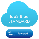 Blue Standard - Virtual Server based on Microsoft Cloud Platform,with following specifications: 2 x vCPU, 3.5GB of RAM,60GB Bronze Storage Disk,LINUX OS,coverage period: 1month