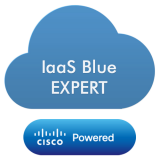 Blue Expert - Virtual Server based on Microsoft Cloud Platform,with following specifications: 8 x vCPU, 14GB of RAM,240GB Bronze Storage Disk,Win OS,coverage period: 1month
