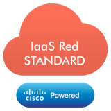 Red Standard - Virtual Server based on Open Stack Platform,with following specifications: 2 x vCPU, 4GB of RAM,100GB Bronze Storage Disk,LINUX OS,coverage period: 1month