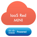 Red Mini - Virtual Server based on Open Stack Platform,with following specifications: 1 x vCPU, 1GB of RAM,50GB Bronze Storage Disk,LINUX OS,coverage period: 1month
