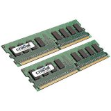 8GB Kit (4GBx2) DDR2 667MHz (PC2-5300) CL5 Registered RDIMM 240pin