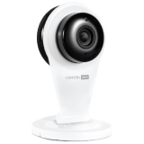 CANYON Portable Wi-Fi HD Camera, Multipurpose in-house IP camera with basic functions, White