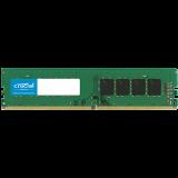CRUCIAL 16GB DDR4-2666 UDIMM, CL=19, Dual Ranked, x8 based, Unbuffered, NON-ECC, 1.2V