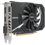 MSI Video Card AMD Radeon RX 550 OC GDDR5 2GB/128bit, 1203MHz/7000MHz, PCI-E 3.0 x16, HDMI, DVI-D, Dual Fan 2X Cooler(Double Slot) Retail