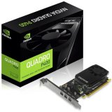 NVIDIA Video Card Quadro P400 GDDR5 2GB/64bit, 256 CUDAÂŽ Cores, PCI-E 3.0 x16, 3xminiDP, Cooler, Single Slot, Low Profile (3xmDP-DP Cables, Full Size and Low Profile Bracket incuded)
