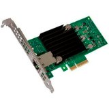 Intel Ethernet Converged Network Adapter X550-T1, Single Pack