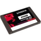 Kingston 240GB SSDNow V300 SATA 3 2.5 (7mm height) w/Adapter, EAN: 740617212716