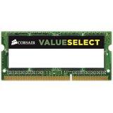 Corsair 4GB Kit (1x4GB) DDR3 SODIMM Memory, 1600MHz