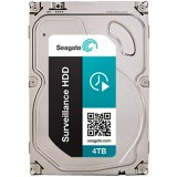 Seagate Surveillance HDD (3.5', 3TB, 64MB, SATA 6Gb/s)