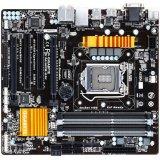 GIGABYTE Main Board Desktop H97 (S1150,DDR3,VGA/HDMI/DVI,USB3.0/USB2.0,RAID,LAN,SATAIII) mATX Retail