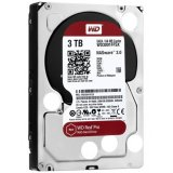 HDD Desktop WD Red Pro (3.5', 3TB, 64MB, 7200 RPM, SATA 6 Gb/s)