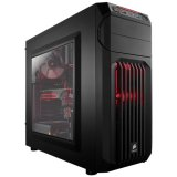 Corsair Carbide Series SPEC-01 Mid Tower Case, Red LED
