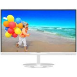 PHILIPS Monitor LED E-Line 234E5QHAW (23', 16:9, 1920x1080, TFT-LCD, 250 cd/m², 20M:1, 5 ms, 178/178°, VGA/HDMI/MHL-HDMI, 2x 5W speakers) White, 2y