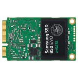 Samsung MZ-M5E500BW SSD 850 EVO 500GB MSATA BASIC 3-CORE MGX 3D-VNANDUp to 540 MB/sec Sequential Read , Up to 520 MB/sec Sequential Write
