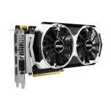 MSI Video Card GeForce GTX 960 GDDR5 2GB/128bit, 1178MHz/7010MHz, PCI-E 3.0 x16, HDMI, DVI-I, 3xDP, Armor 2X Fan Cooler (Double Slot), Retail