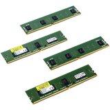 Kingston DRAM 16GB 2133MHz DDR4 ECC Reg CL15 DIMM (Kit of 4) 1Rx8, EAN: 740617242751