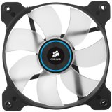 CORSAIR The Air Series SP 120 LED High Static Pressure Fan Cooling, Blue, Single Pack