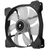 Corsair The Air Series SP 140 LED High Static Pressure Fan Cooling, White, Single Pack